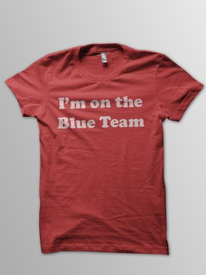 I'm-On-The-Blue-Team-Red