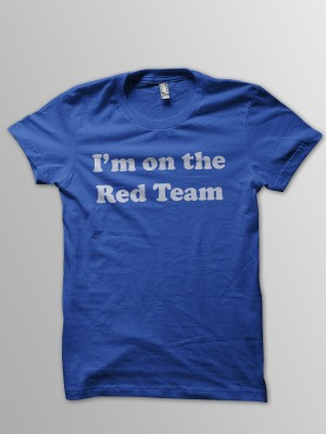 I'm-On-The-Red-Team-Blue